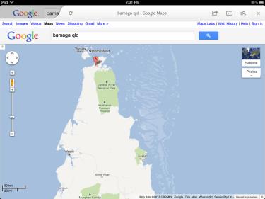 Northern Peninsula Area