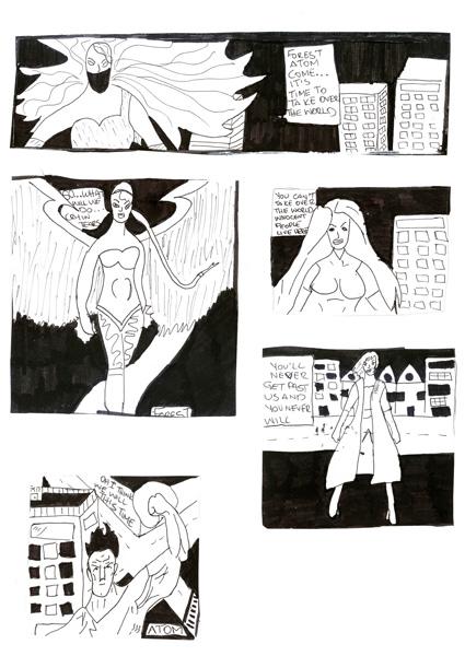 Kenita Storyboard 1