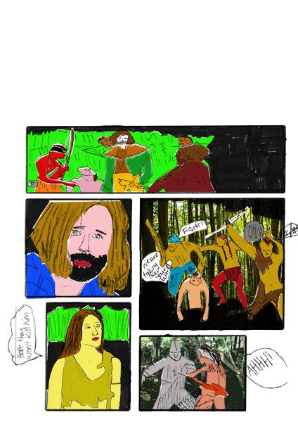 Quintella Storyboard