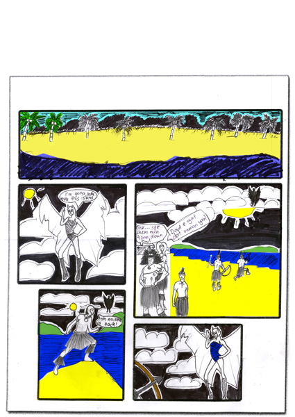 Tonya Storyboard