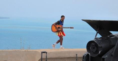 Green Hill Fort - Thursday Island -Tagai dance